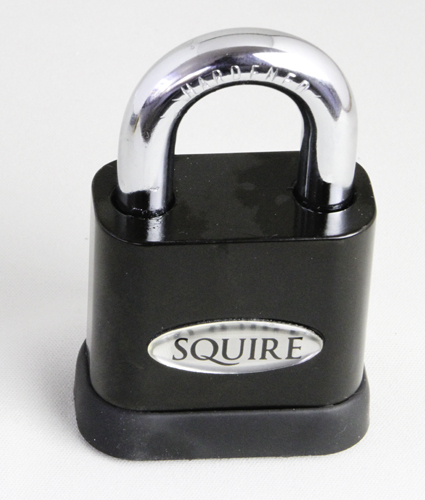 Squire SS50P5 Stronghold Padlock Open Shackle