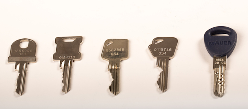 Squire Key Profiles